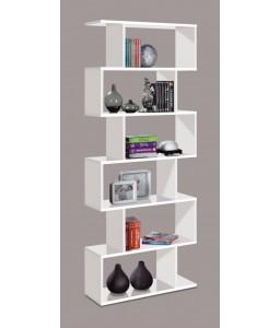 Libreria design bianco