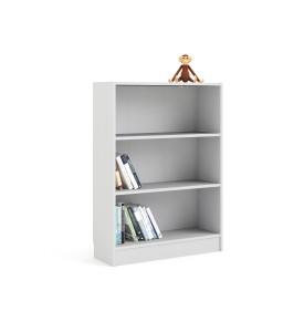 libreria bassa Bianco Opaco