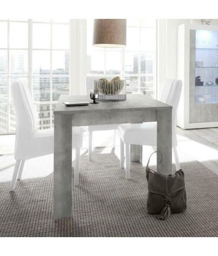 Tavolo allungabile cemento