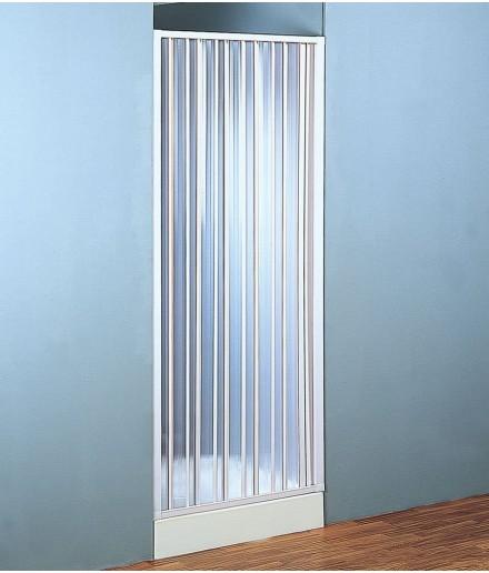 Box doccia 1 lato in resina con apertura laterale 110 -80